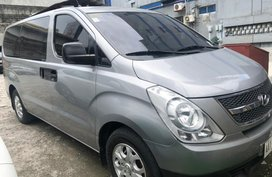 2nd Hand Hyundai Grand Starex 2014 for sale in Quezon City