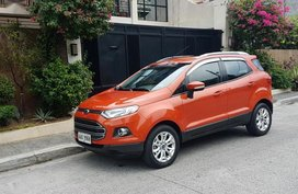 2nd Hand Ford Ecosport 2014 Automatic Gasoline for sale in Mandaluyong