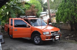 Isuzu Fuego 2001 Manual Diesel for sale in Quezon City