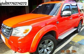 Selling 2nd Hand Ford Everest 2010 in Mandaluyong