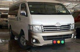 2013 Toyota Hiace for sale in Makati