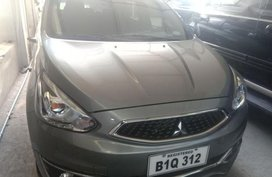 Sell 2nd Hand 2017 Mitsubishi Mirage Hatchback in Quezon City