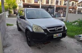 Sell 2nd Hand 2003 Honda Cr-V Automatic Gasoline at 110000 km in Dasmariñas