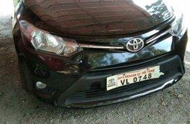 Toyota Vios 2017 Manual Gasoline for sale in General Trias