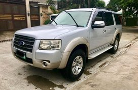 Ford Everest 2007 Manual Diesel for sale in Antipolo
