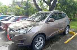 2nd Hand Hyundai Tucson 2010 Manual Gasoline for sale in Quezon City