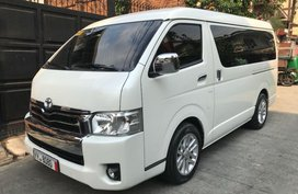 Toyota Hiace 2016 Automatic Diesel for sale in Manila