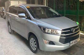 Sell 2nd Hand 2018 Toyota Innova at 3000 km in Caloocan