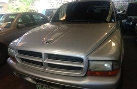 Selling Dodge Durango 2002 Manual Gasoline in Quezon City
