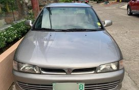 2nd Hand Mitsubishi Lancer 1998 Manual Gasoline for sale in Manila