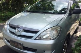 2nd Hand Toyota Innova 2006 Automatic Diesel for sale in Quezon City