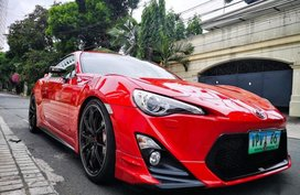Selling 2nd Hand Toyota 86 2013 at 9800 km in Quezon City
