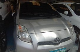 Selling Toyota Yaris 2012 Automatic Gasoline in Quezon City
