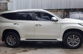 2nd Hand Mitsubishi Montero 2017 for sale in Cainta