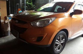 Selling 2nd Hand Hyundai Tucson 2013 in Quezon City