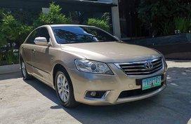 Selling Beige Toyota Camry 2011 Sedan in Manila