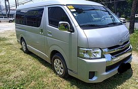 Used Toyota Hiace 2015 Van for sale in Pasay