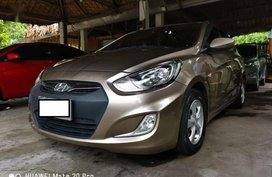 Selling 2nd Hand Hyundai Accent 2013 in Manila