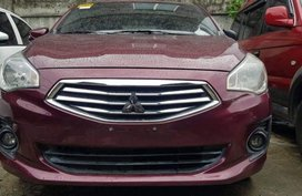Selling 2nd Hand Mitsubishi Mirage 2017 in Quezon City