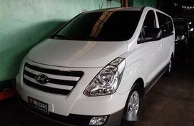 White Hyundai Grand Starex 2011 Automatic Diesel for sale in Quezon City