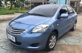 Selling Blue Toyota Vios 2011 in Cebu