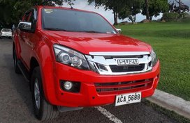 2nd Hand Isuzu D-Max 2014 for sale in Quezon City