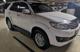 2nd Hand Toyota Fortuner 2012 Automatic Gasoline for sale in Las Piñas