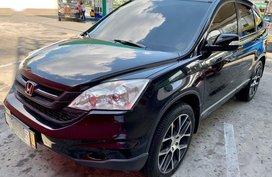Selling 2nd Hand Honda Cr-V 2010 at 93000 km in Marikina