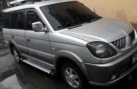 Selling Mitsubishi Adventure 2007 at 120000 km in Santa Rosa