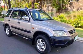 Honda Cr-V 2000 Manual Gasoline for sale in Quezon City