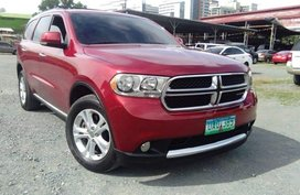 Sell 2nd Hand 2013 Dodge Durango Automatic Gasoline at 60000 km in Pasig