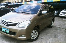 2nd Hand Toyota Innova 2010 Automatic Gasoline for sale