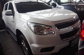 Selling White Chevrolet Trailblazer 2016 in Manila
