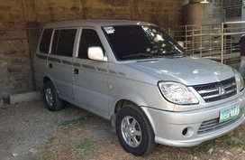 Mitsubishi Adventure 2012 Manual Diesel for sale in Manila