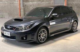 Grey Subaru Impreza Wrx 2011 Hatchback Manual Gasoline for sale in Quezon City