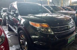 Selling Black Ford Explorer 2012 in Quezon City