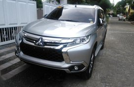 2nd Hand Mitsubishi Montero 2017 for sale in Marikina