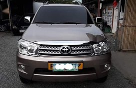 2nd Hand Toyota Fortuner 2010 for sale in Bacoor