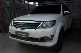Toyota Fortuner 2012 Automatic Diesel for sale in Mandaue