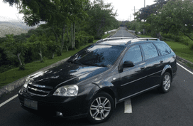 Selling Chevrolet Optra 2008 Wagon at 64000 km