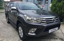 Sell 2018 Toyota Hilux at 12000 km in Pasig