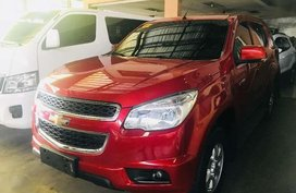 Sell 2nd Hand 2016 Chevrolet Trailblazer Automatic Diesel at 20000 km in Quezon City