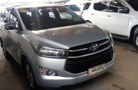 Selling Toyota Innova 2018 Manual Diesel in Quezon City