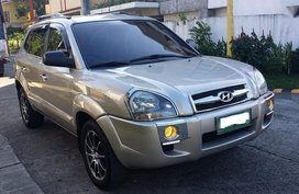Selling 2nd Hand Hyundai Tucson 2006 in Manila
