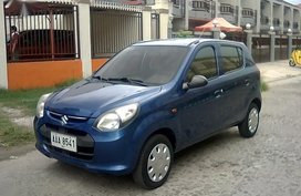 Selling 2nd Hand Suzuki Alto 2014 Manual Gasoline at 70000 km in Angeles