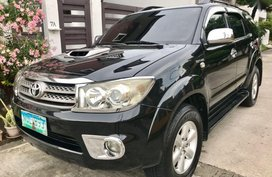 Selling Toyota Fortuner 2010 at 60000 km in Parañaque