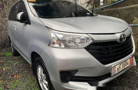Silver Toyota Avanza 2018 for sale in Quezon City