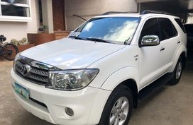 Selling Toyota Fortuner 2010 Automatic Diesel in Antipolo
