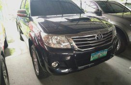 Black Toyota Hilux 2014 for sale in Pasay