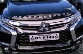 2nd Hand Mitsubishi Montero 2017 at 25000 km for sale